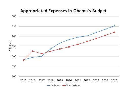 Appropriated Expenses